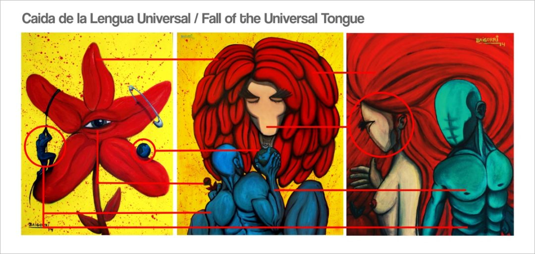 17 Fall of the Universal Tongue -ex